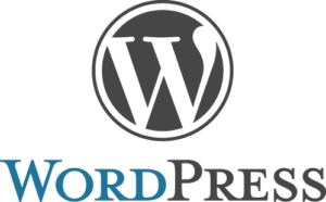 ForwardJump uses WordPress (such as this logo) to help market to sophisticated customers