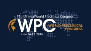 Let's Meet at World Preclinical Conference