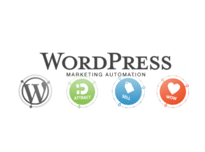 Header image of WordPress Marketing Automation